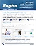 online lead generation brochure